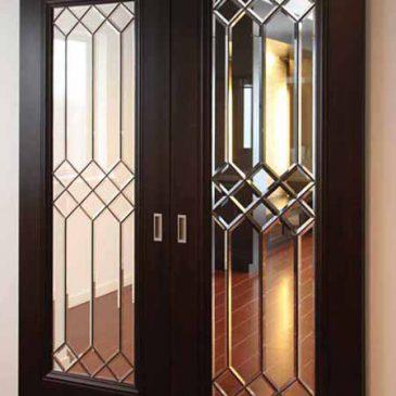 ドア ステンドグラス