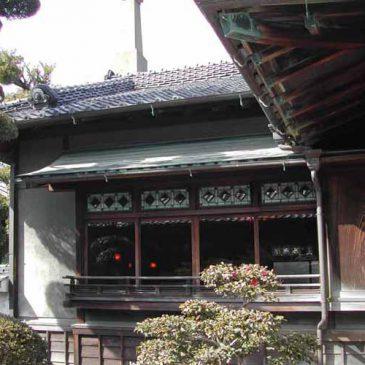 旧伊藤伝右衛門邸のステンドグラス