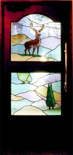 森のステンドグラス物語 第二話 扉を開けて