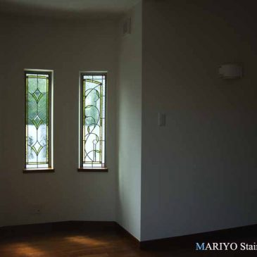 ステンドグラスパネル 連窓 横繋がり住友林業
