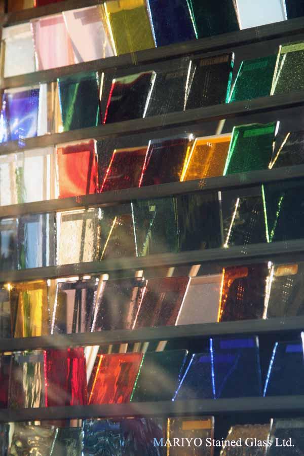 ステンドグラス 材料 ガラスサンプル2