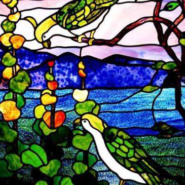 森のステンドグラス物語 第二十三話   秋の風