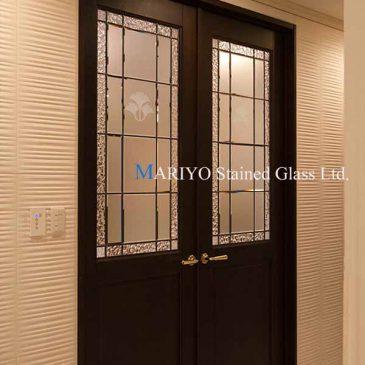 家紋デザインドア