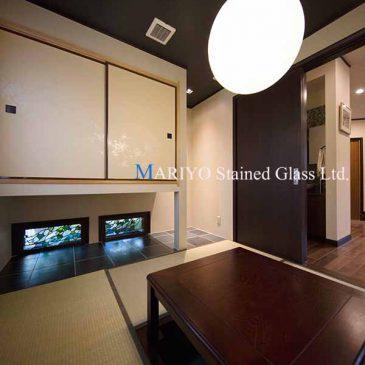 和室のステンドグラス | 三井ホーム