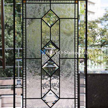 ライファ多摩|ステンドグラス