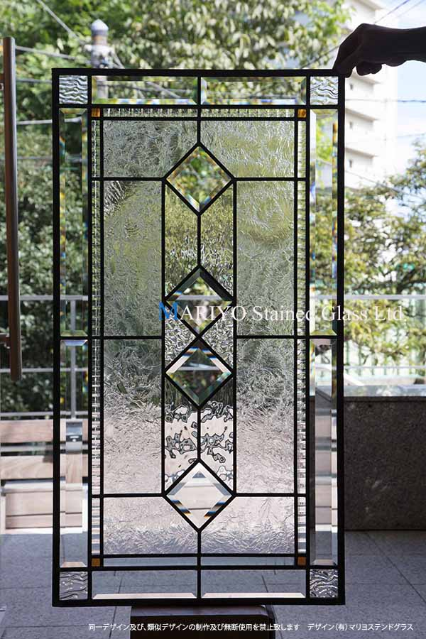 ステンドグラス工房画像 トラッドデザイン