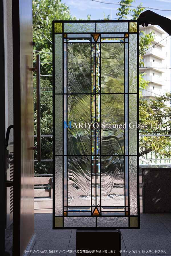 リメイク ステンドグラス フランクロイド工房画像