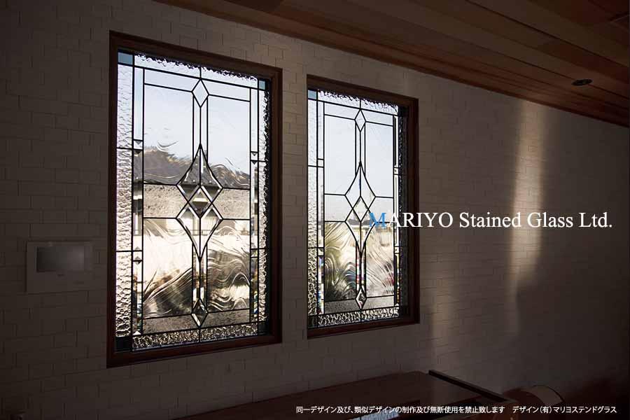 栃木県 ステンドグラス画像 B48-7B4P10LP