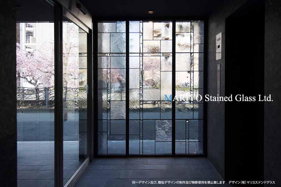 二子5丁目マンション全景 ブログ画像