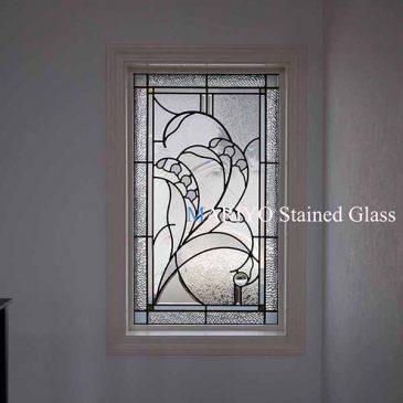 ステンドグラス すずらん|三井ホームの家