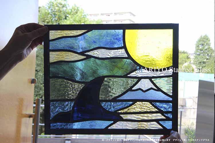 江ノ島 月とえぼし岩 工房画像 D22