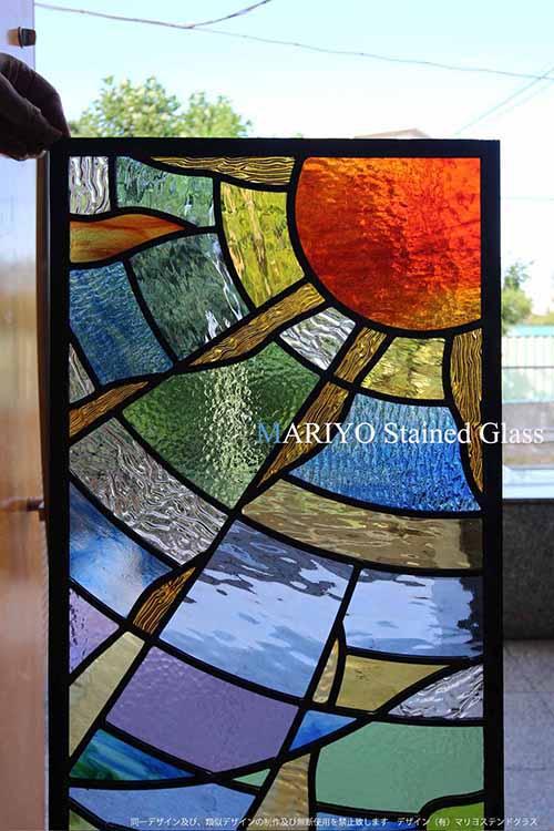 太陽とブドウ 工房画像 D72