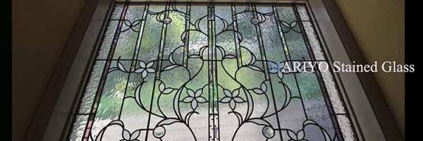 成城の家ステンドグラス