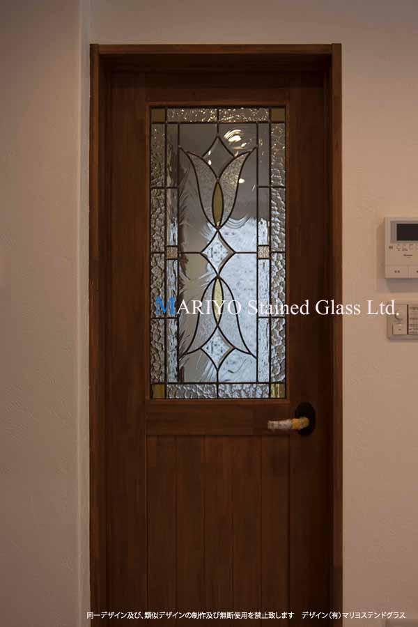 ドア用ステンドグラス B44-3B